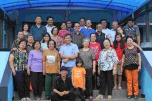 Retreat Komisi Lansia 2013